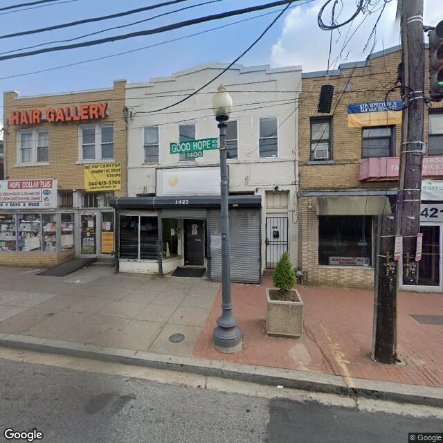 1429 Good Hope Rd SE,Washington,DC,20020,US