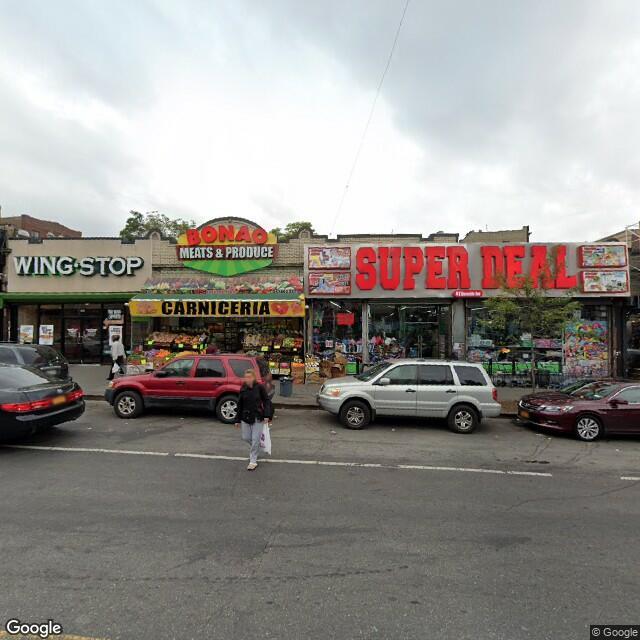 68-98 E Burnside Ave,Bronx,NY,10453,US