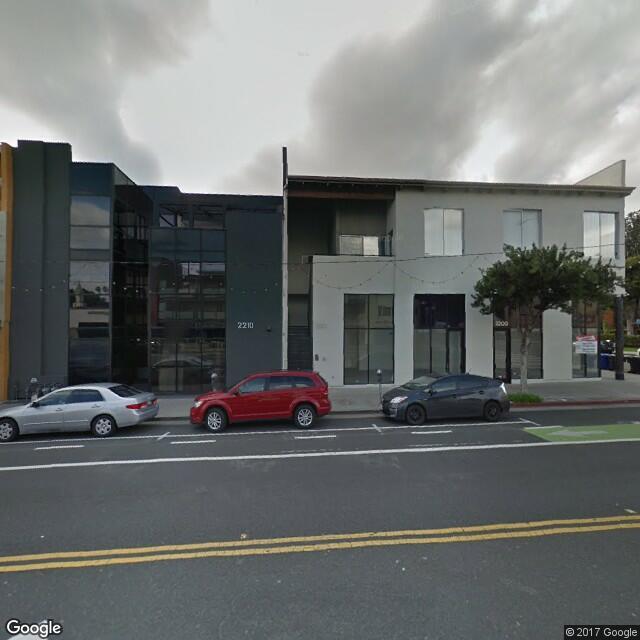 2218 Main Street Santa Monica,California