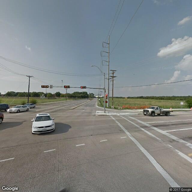 Texan Trail & Ruth Wall Rd