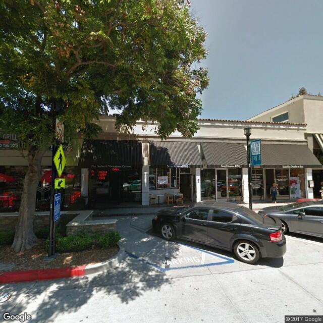 134 North San Fernando Road