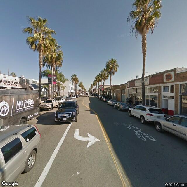 1101 Abbot Kinney Boulevard Venice,California