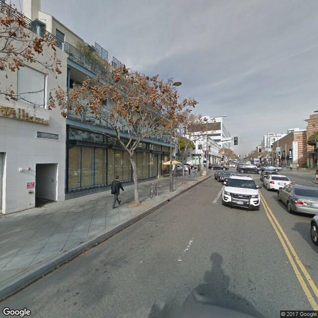 318-332 Santa Monica Blvd Santa Monica,California