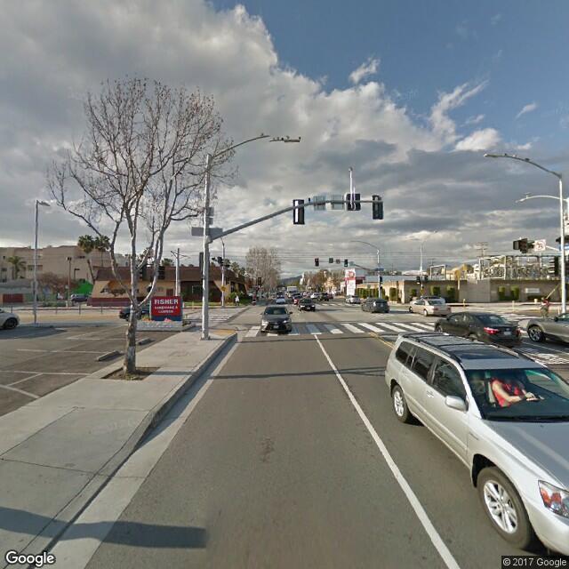 1601 Lincoln Blvd Santa Monica,California